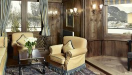 Badrutt's Palace Suite Engadin