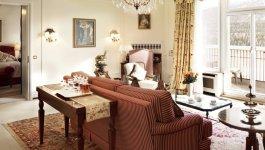 Badrutt's Palace Suite St. Moritz