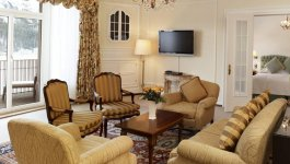 Badrutt's Palace Suite Deluxe