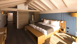 Cervo Mountain Boutique Resort  Deluxe Room