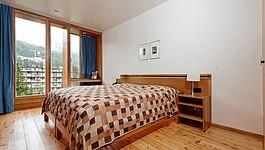 Laudinella Superior room