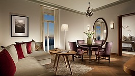 Burgenstock Hotels & Resort  Palace 4*/  Suite