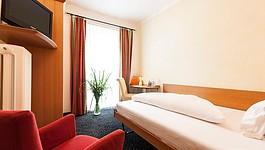 Hotel Belvedere Одноместный номер