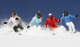 Ски-сафари: Швейцария, Франция, Италия 2018-2019  фото 1