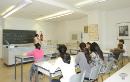 Institut Monte Rosa – частная школа в Монтрё фото 7