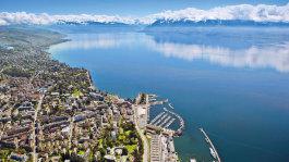 Отдых на Женевском озере фото 1