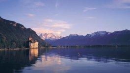 Отдых на Женевском озере фото 3