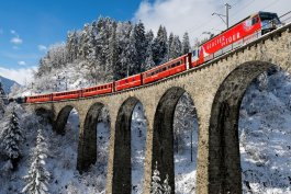 Экспресс Бернина | Bernina Express фото 3