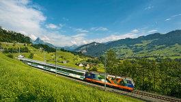Экспресс Предальпье | Pre-Alpine Express фото 2