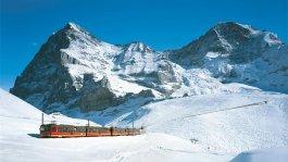 Железная дорога Юнгфрау | Jungfrau Railway фото 2