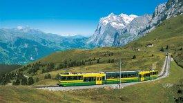 Железная дорога Юнгфрау | Jungfrau Railway фото 4