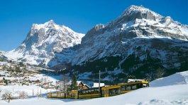Железная дорога Юнгфрау | Jungfrau Railway фото 5