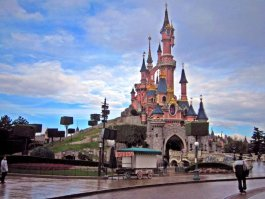 Париж и Диснейленд фото 5