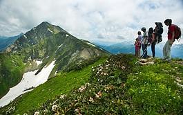 Горы развлечений в Роза Хутор фото 4