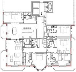 Резиденция Whymper 8-12 чел (Церматт)  фото 11