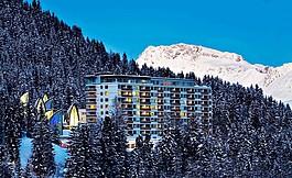 Гарантированные номера в Арозе-Tschuggen Grand Hotel 5* фото 2