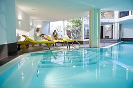 Пакетные предложения в Golfhotel Les Hauts De Gstaad & Spa 4*S фото 1