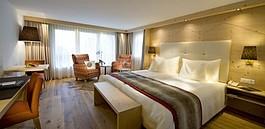 Пакетные предложения в Golfhotel Les Hauts De Gstaad & Spa 4*S фото 3