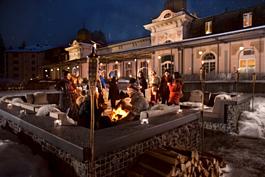 Спецпредложения от отеля Waldhaus Flims Alpine Grand Hotel 5* фото 1