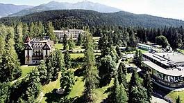 Спецпредложение от Waldhaus Flims Alpine Grand Hotel 5* фото 2
