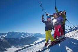 Отдых на горнолыжных курортах - отели 5* фото 9